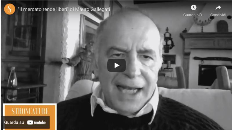 """""""Il mercato rende liberi"""" di Mauro Gallegati"""