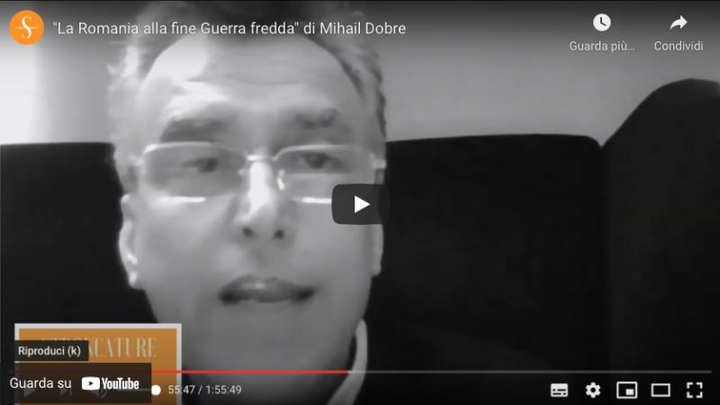 """""""La Romania alla fine Guerra fredda"""" di Mihail Dobre"""