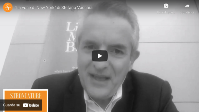 """""""La voce di New York"""" di Stefano Vaccara"""
