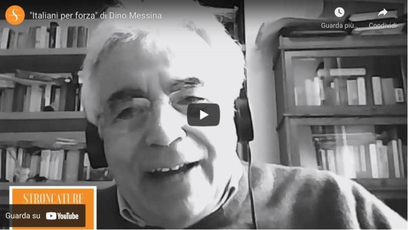 """""""Italiani per forza"""" di Dino Messina"""