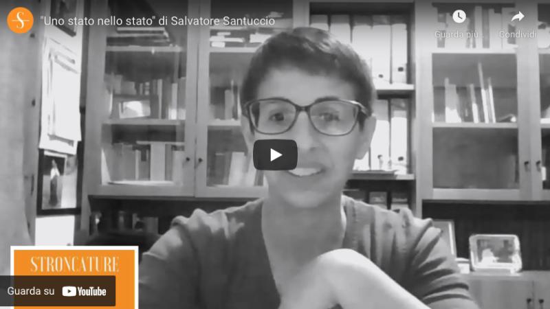 """""""Uno stato nello stato"""" di Salvatore Santuccio"""