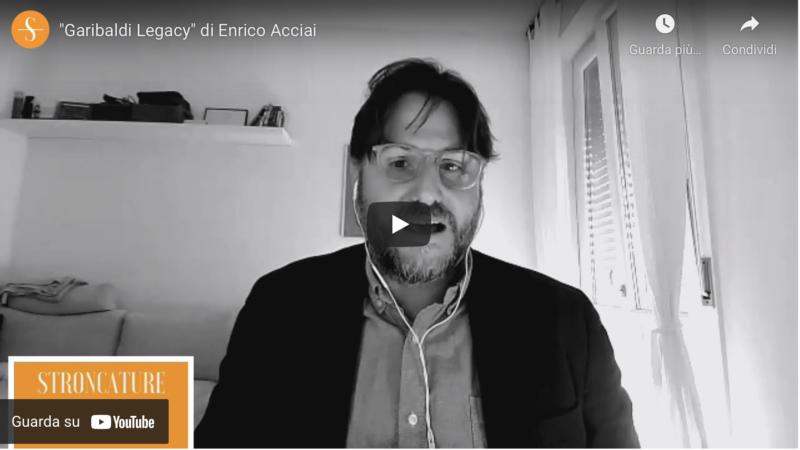 """Garibaldi Legacy"" di Enrico Acciai"