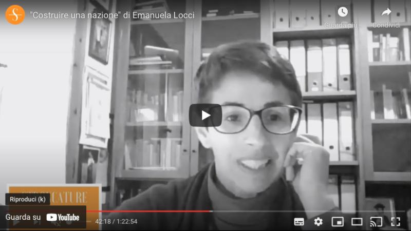"""Costruire una nazione"" di Emanuela Locci"