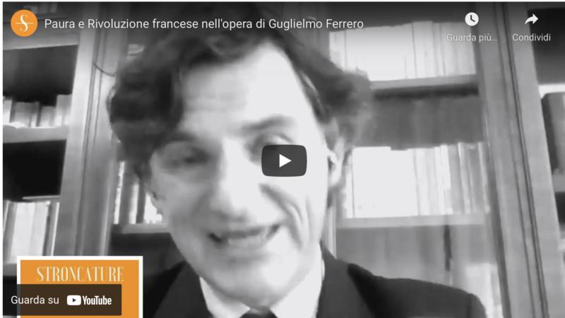 Paura e Rivoluzione francese nell'opera di Guglielmo Ferrero