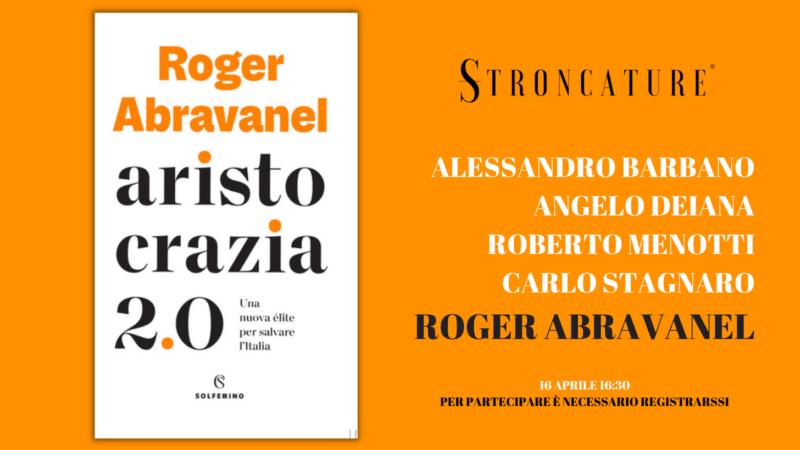 """""""ARISTOCRAZIA 2.0"""" DI ROGER ABRAVANEL"""