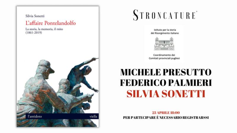 L'AFFAIRE PONTELANDOLFO. LA STORIA, LA MEMORIA, IL MITO, 1861-2019 (VIELLA, 2020)