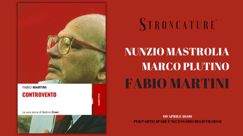 """""""CONTROVENTO"""" DI FABIO MARTINI"""