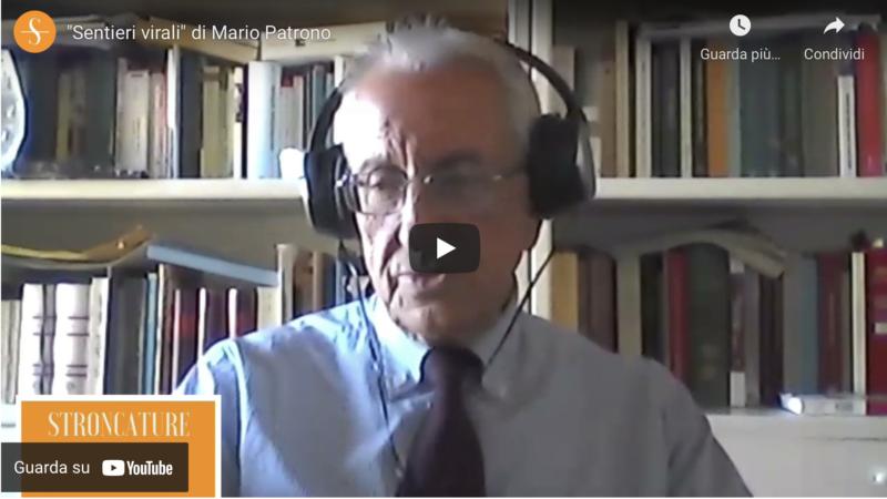 """Sentieri virali"" di Mario Patrono"