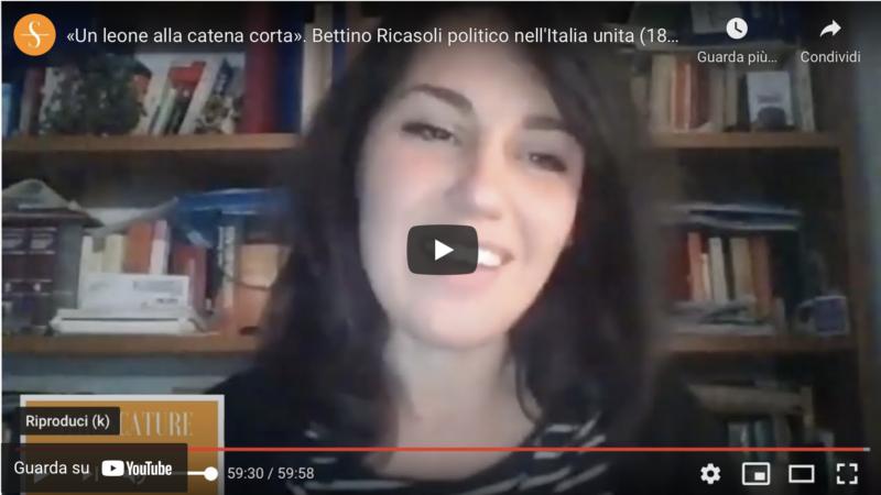 «Un leone alla catena corta». Bettino Ricasoli politico nell'Italia unita (1861-1880)