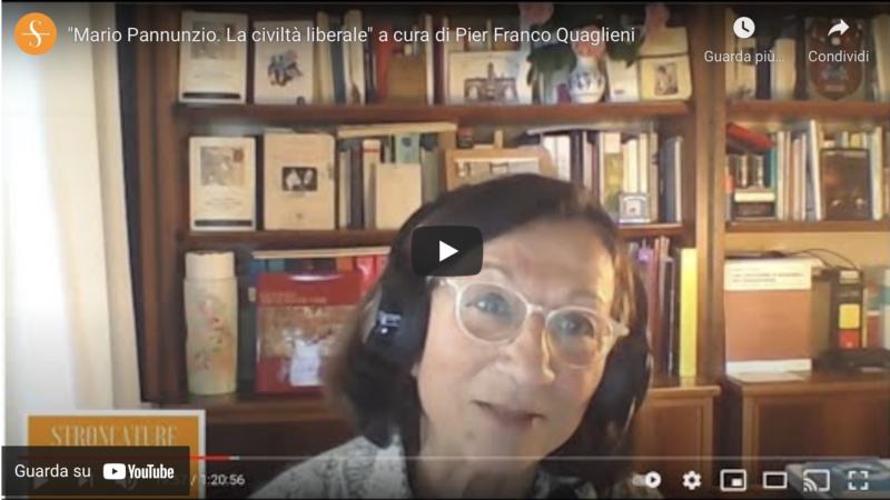 """""""Mario Pannunzio. La civiltà liberale"""" a cura di Pier Franco Quaglieni"""