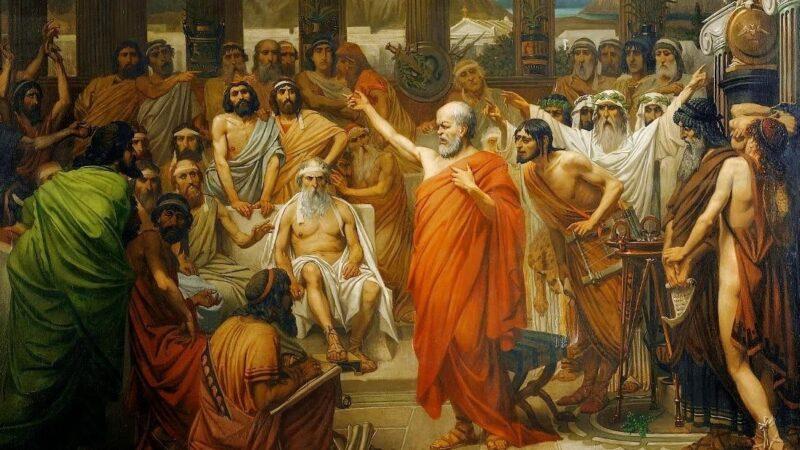 Il populismo giudiziario ad Atene