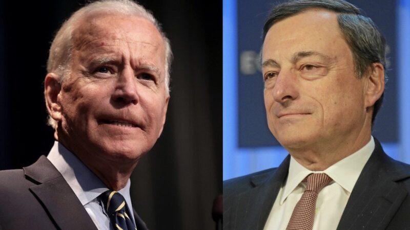 Biden-Draghi vs Reagan-Thatcher