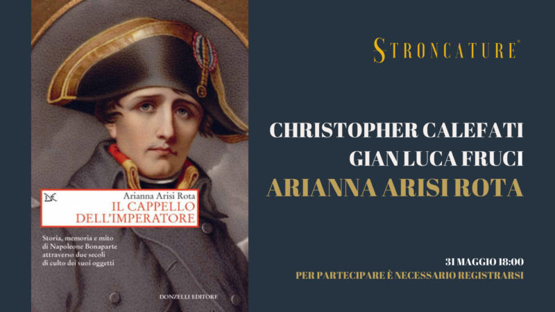 """""""Il cappello dell'Imperatore"""" di Arianna Arisi Rota"""