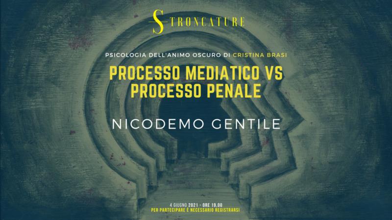 Processo mediatico vs processo penale
