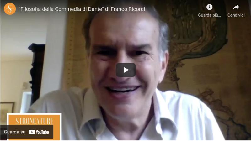 """""""Filosofia della Commedia di Dante"""" di Franco Ricordi"""