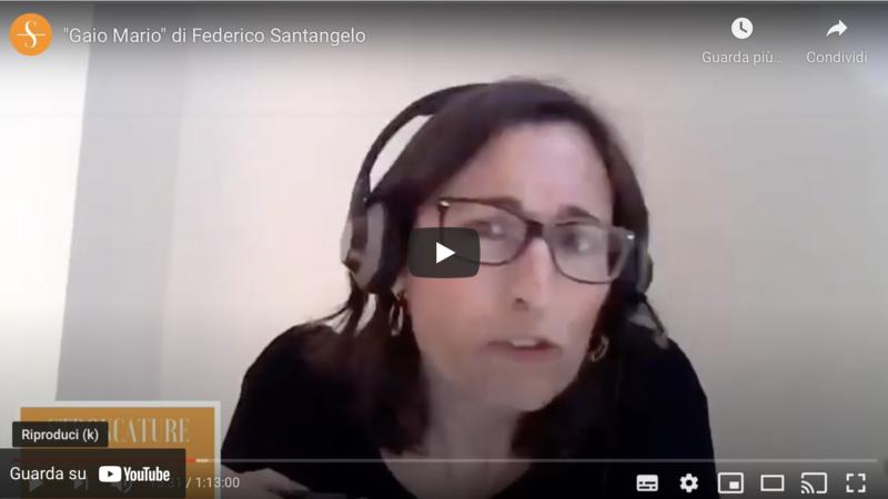 """""""Gaio Mario"""" di Federico Santangelo"""