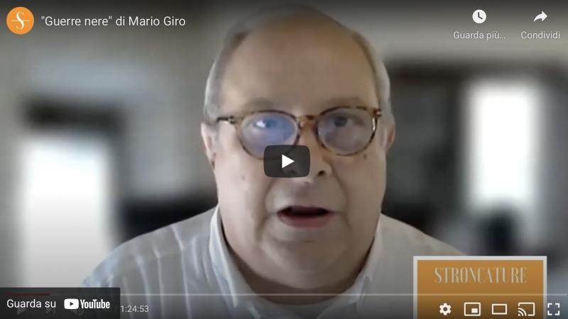 """Guerre nere"" di Mario Giro"
