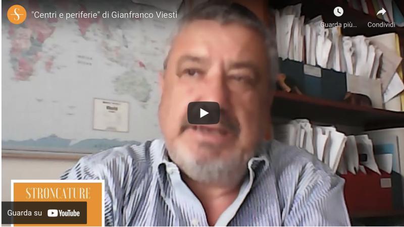 """""""Centri e periferie"""" di Gianfranco Viesti"""