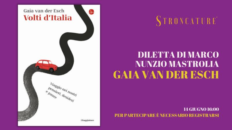 """""""Volti D'italia"""" di Gaia Van Der Esch"""