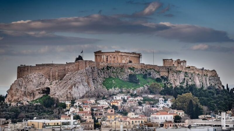 Atene, la città tiranna (1)