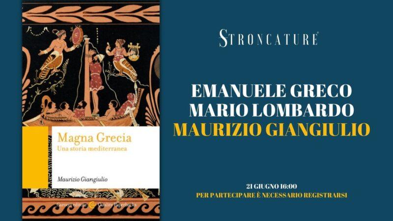 """""""MAGNA GRECIA"""" DI MAURIZIO GIANGIULIO"""