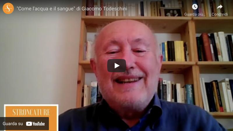 """""""Come l'acqua e il sangue"""" di Giacomo Todeschini"""