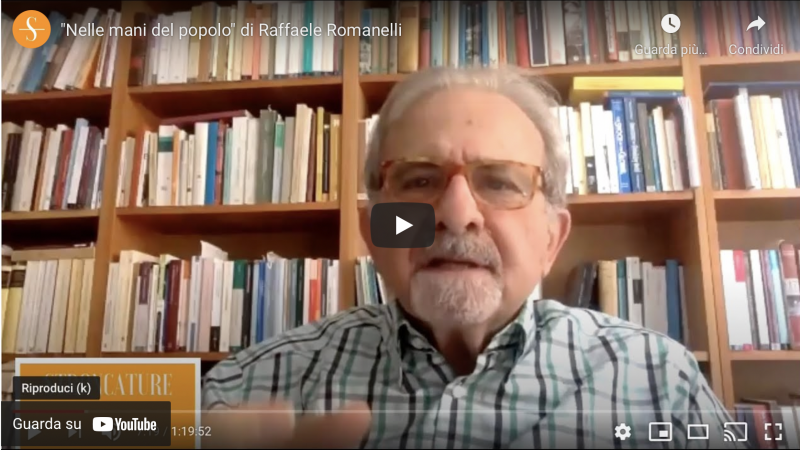 """""""Nelle mani del popolo"""" di Raffaele Romanelli"""