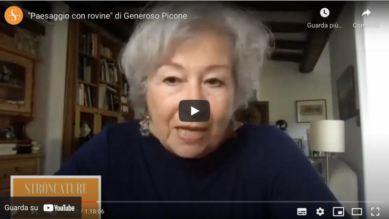 """""""Paesaggio con rovine"""" di Generoso Picone"""