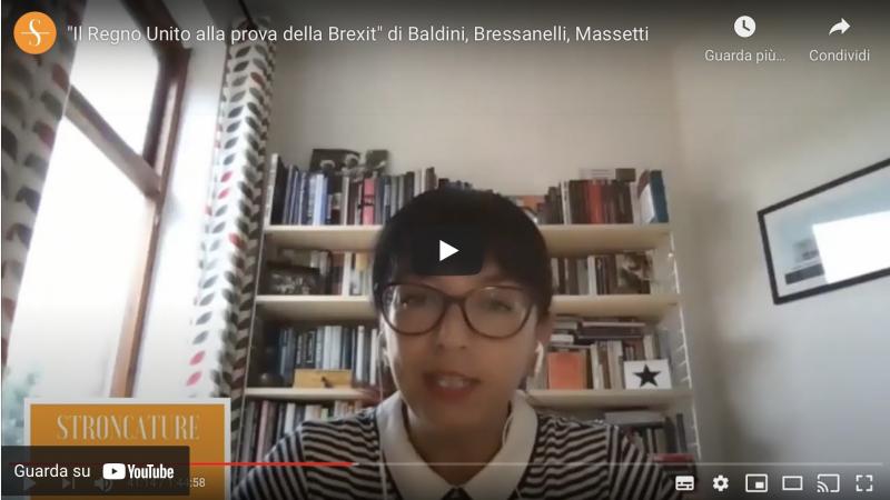 """""""Il Regno Unito alla prova della Brexit"""" di Baldini, Bressanelli, Massetti"""