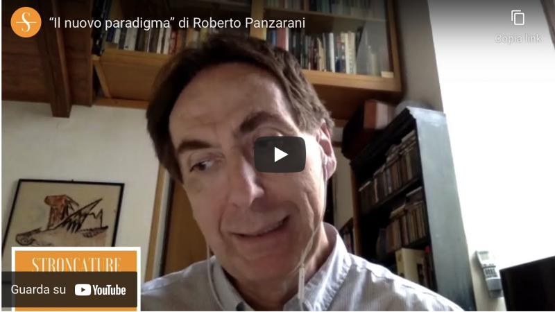 """""""Il nuovo paradigma"""" di Roberto Panzarani"""