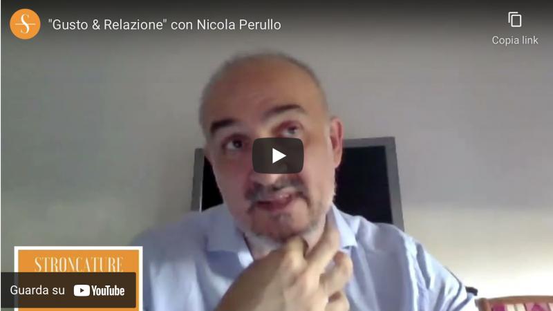 """""""Gusto & Relazione"""" con Nicola Perullo"""