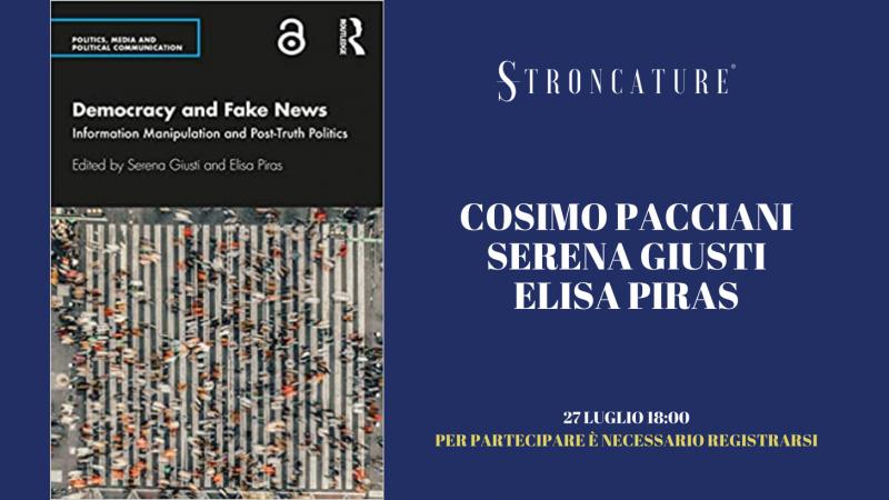 """Democracy and Fake News"" di Serena Giusti e Elisa Piras"