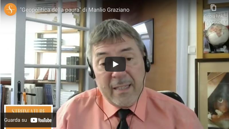 """""""Geopolitica della paura"""" di Manlio Graziano"""