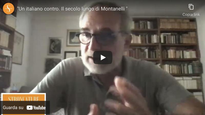 """""""Un italiano contro. Il secolo lungo di Montanelli"""""""