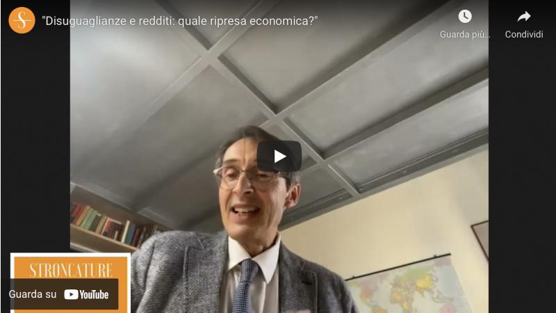 """""""Disuguaglianze e redditi: quale ripresa economica?"""""""